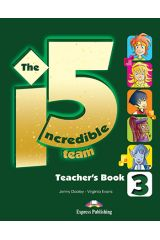 Incredible 5 Team 3 - Teacher's Book Catalog Products Προεπισκόπηση Αντιγραφή