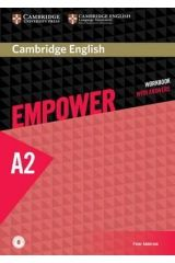 Empower A2 Elementary Workbook (+ANSWERS)