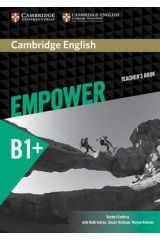 Empower B1+ Intermediate Teacher's book