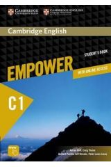 Empower C1 Advanced Student's book (+ ONLINE ASSESSMENT, PRACTICE & ONLINE W/B)