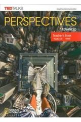 Perspectives Advanced Teacher's book (+CD+DVD)