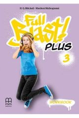 Full Blast Plus 3 Workbook +CD