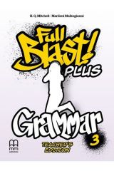 Full Blast Plus 3 Grammar Teacher's
