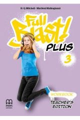 Full Blast Plus 3 Workbook Teacher's