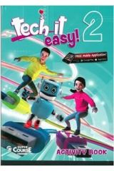 Tech it easy 2 Activity book