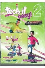 Tech it easy 2 Revision Book + Audio Cd