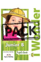 iWonder Junior B Jumbo Pack