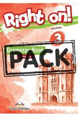 Right On 3 Grammar Book Teacher's (with Digibooks App)