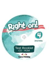 Right On 4 Test Booklet CD-ROM