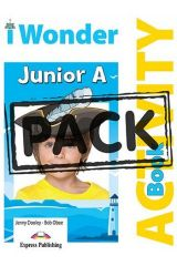 iWonder Junior A Activity Book (with DigiBooks Application)