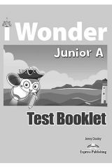 iWonder Junior A Test Booklet
