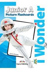 iWonder Junior A Picture Flashcards