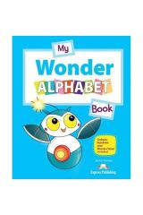 iWonder Junior A My Wonder Alphabet Book