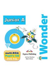 iWonder Junior A Pupil's Multi-ROM PAL