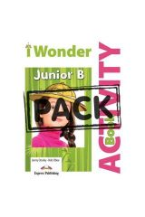 iWonder Junior B Activity Book (with Digibooks App)