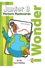 iWonder Junior B Picture Flashcards