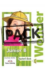 iWonder Junior B Teacher's Book (with Posters)
