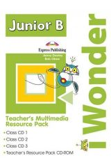 iWonder Junior B Teacher's Multimedia Resource Pack PAL
