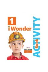 IWonder 1 Activity Book (with DigiBooks)