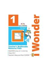 IWonder 1 Teacher's Multimedia Resource Pack PAL (set of 3)