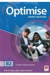 Optimise B2 Student's book Pack