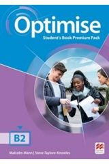 Optimise B2 Student's Premium Pack