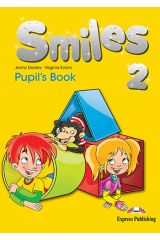 Smiles 2 Pupil's Pack (+ multi-ROM & ieBook) - includes Let's celebrate 2