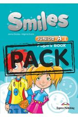Smiles Junior A Pupil's Pack (+ Alphabet Book+ multi-ROM + ieBook+ Let's celebrate! 3)