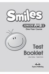 Smiles Junior A+B Test Booklet (One Year Course)