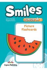 Smiles Junior A Picture Flashcards