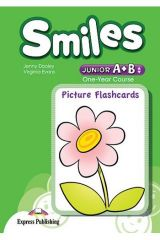 Smiles Junior A+B Picture Flashcards (One Year Course)