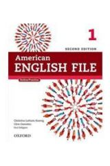 American English File 1 Student's book (+Online Practice) 2nd Edition
