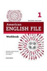 American English File 1 Workbook (+Online Practice) 2nd Edition