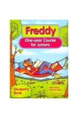 Freddy & Friends Junior 1 Year Student's book