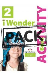 iWonder 2 Activity Book (with Digibooks Application)