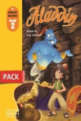 Aladdin student book with cd rom