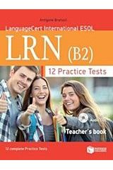 12 Practice Tests for the LRN (B2) Teacher's Book