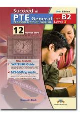 Succeed in PTE B2 Self Study Edition