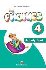 My Phonics 4 Activity Book (with Cross-Platform Application)