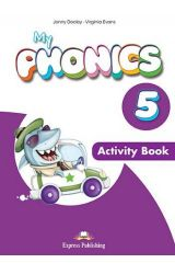 My Phonics 5 Activity Book (with Cross-Platform Application)