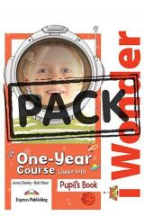 iWonder Junior A+B (One Year Course) Student's Pack