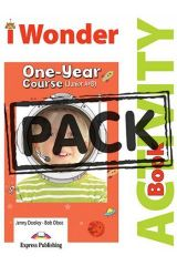 iWonder Junior A+B (One Year Course) Activity Book (with Digibooks App)