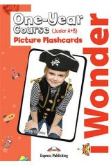 iWonder Junior A+B (One Year Course) Picture Flashcards