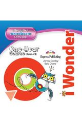 iWonder Junior A+B (One Year Course) Interactive Whiteboard Software