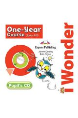 iWonder Junior A+B (One Year Course) Pupil's CD