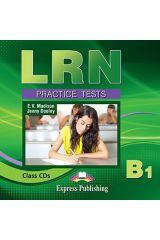 LRN Practice Tests B1 Class CD's (set of 2)