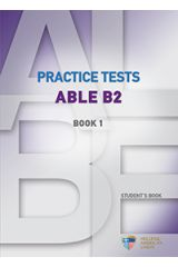 Practice Tests ABLE B2 Book 1 Student's book