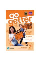 Go Getter for Greece 2 Workbook (+Online Practice Pin Code Pack)