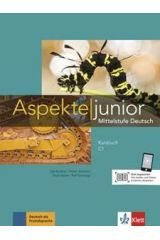 Aspekte junior C1 Kursbuch (+CD)