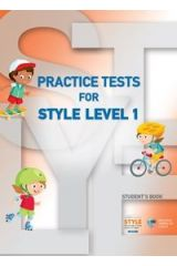 Practice Tests Style Level 1 Student's book